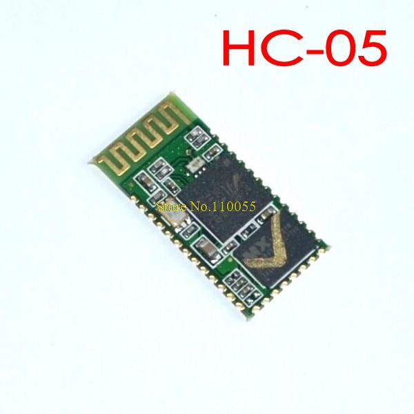 wholesale hc-05 HC 05 RF Wireless Bluetooth Transceiver Module RS232 / TTL to UART converter and adapter(China (Mainland))