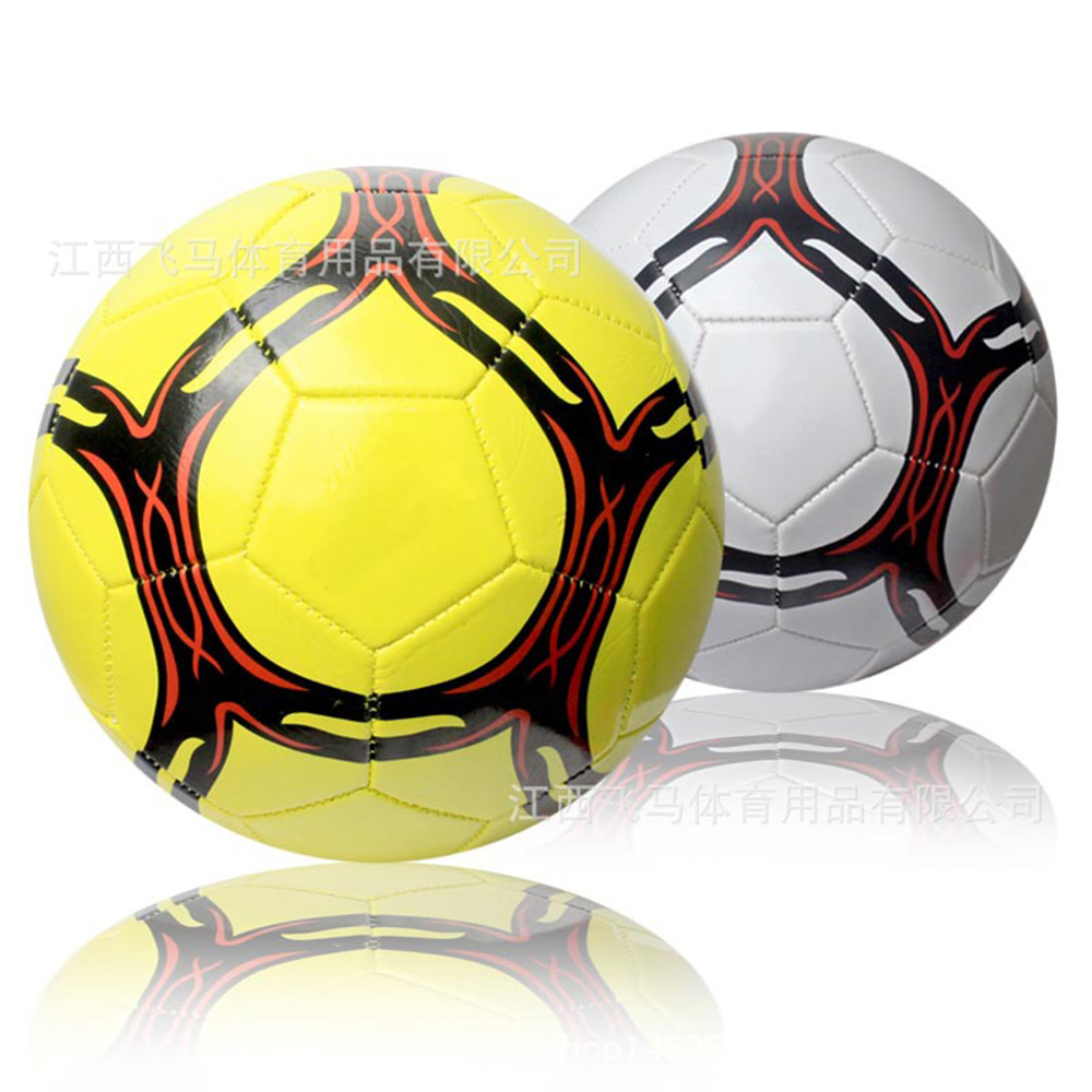Soccer Ball Children Kids Teenager Outdoor Sports Trainning Exercise Ball Hot Sale Size 4 PVC Popular Football Ball(China (Mainland))