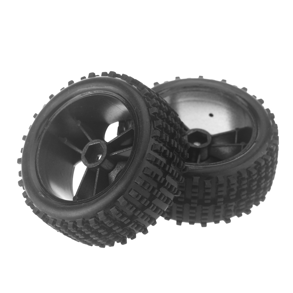2 Pcs Original Wltoys A959 1/18 RC Car Tire A959 01 Part for Wltoys RC Car Part 18 * 8 * 3cm(China (Mainland))
