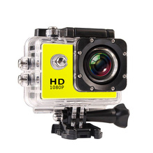 1080P Full HD Video Action Sport Mini Camera Waterproof Case DV Water Resistant Cam Underwater Diving 5MP Lens Camcorder(China (Mainland))