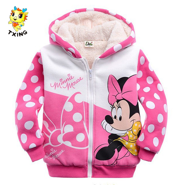 Children's clothing girls jacket and coat autumn and winter baby girls clothing ropa de ninas disfraces infantiles child blouse(China (Mainland))