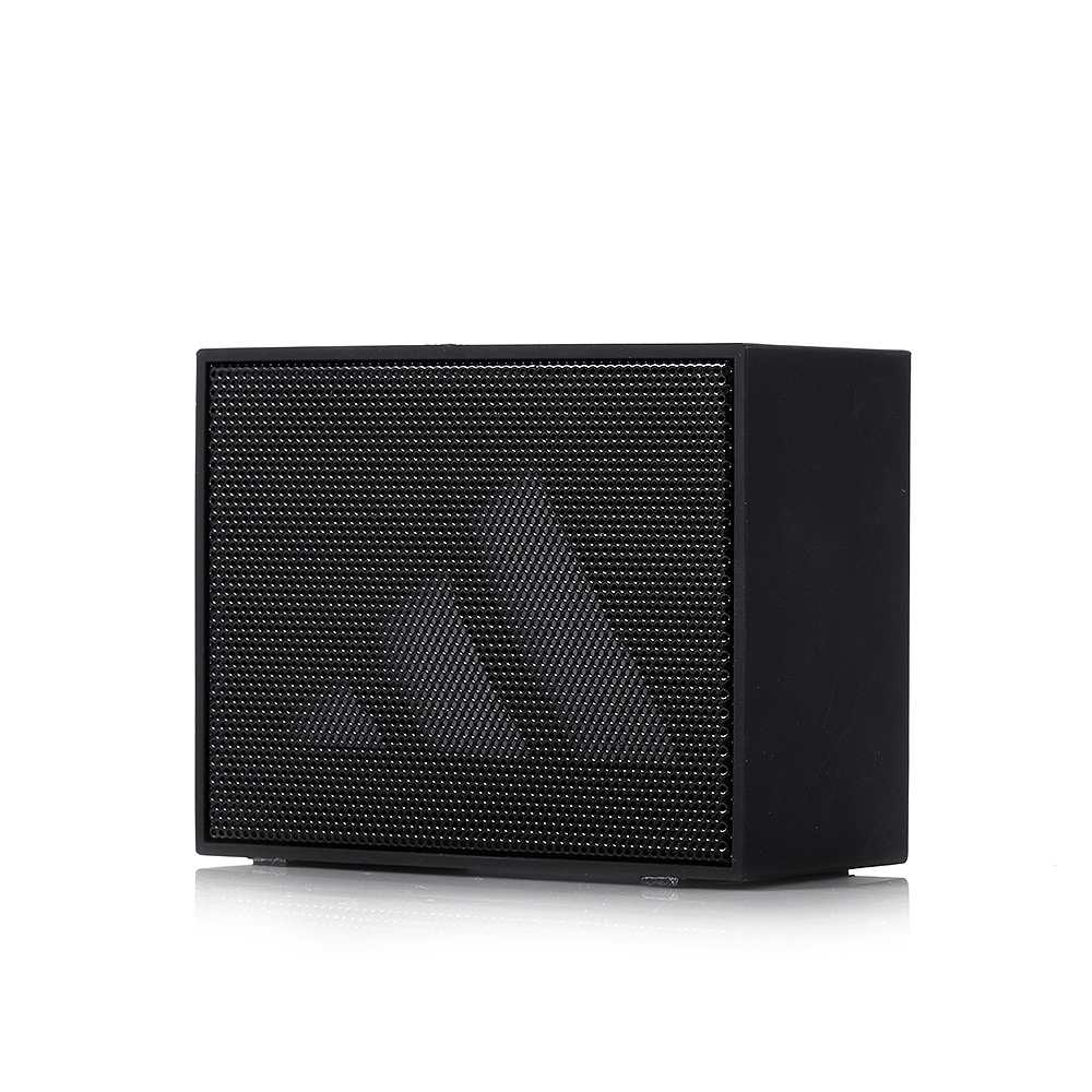 Small Square Bluetooth Speaker Support TF Card Aux Input Mini Wireless Portable Stereo Bass Subwoofer for Android iPhone Phone(China (Mainland))