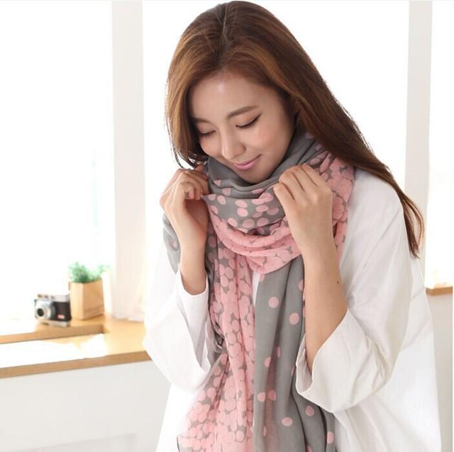 2016 женщины марка шелковый шарф длинный зима теплая рождения подарок 170 * 80 см бесплатная доставка шарф женщины