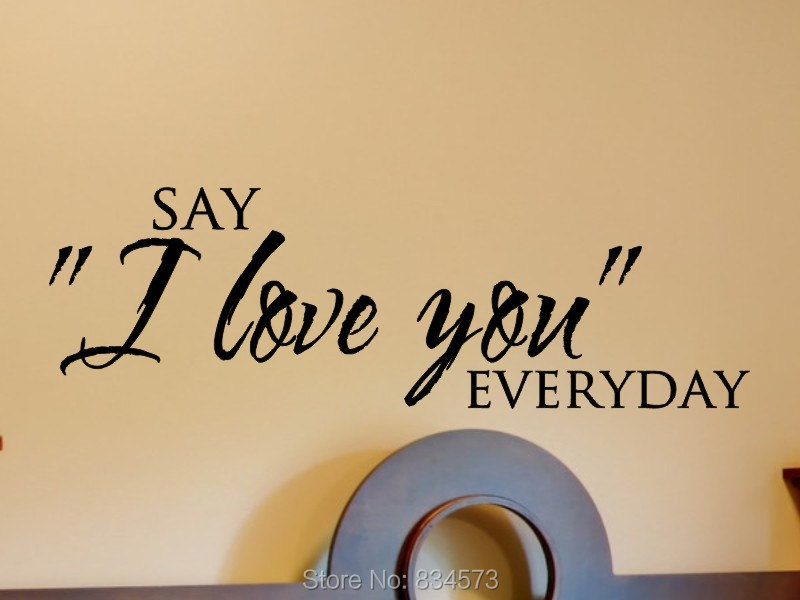 Beautiful Love You More Wall Decor Image - Wall Art Collections ...