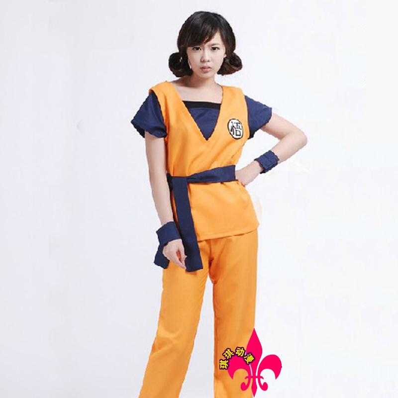 Dragon Ball z Goku Costume Dragon Ball Costume