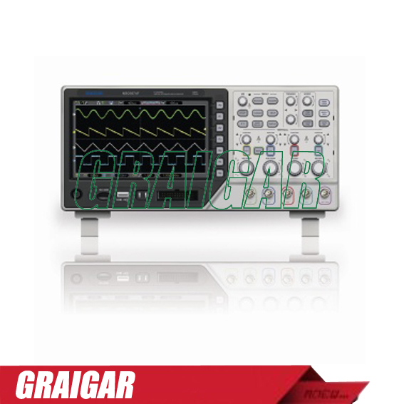 Hantek MSO5074FG 70Mhz 4 Channel Oscilloscope + 8 Channel Logic Analyzer + 25MHz Arb. Waveform Generator<br><br>Aliexpress