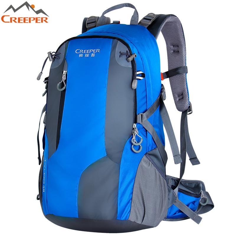 Brand men women computer backpack travel bags shoulder Climbing Bag outdoor hiking camping package bag waterproof - jiajia Outdoor Co., Ltd. store
