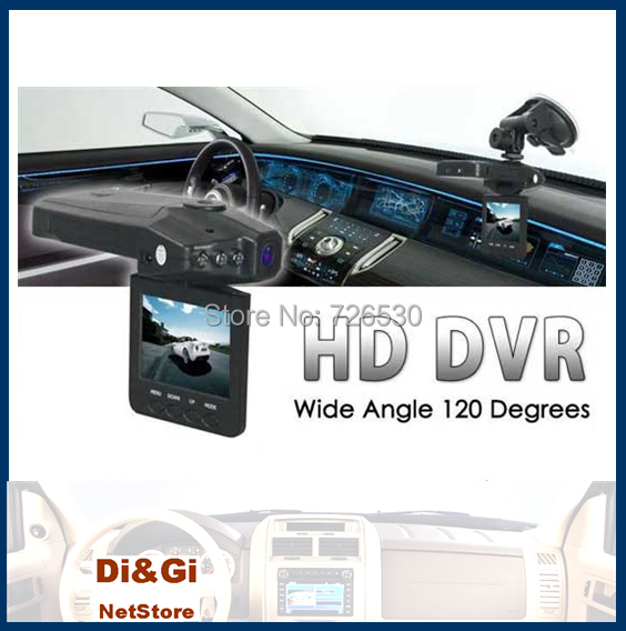 Hot model best seller Car Camera Newest Car DVR Vehicle Camera LED(China (Mainland))