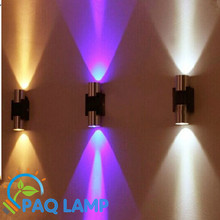 LED corridor lights material of Aluminum 6W power Decorate  TV WALL background light fixture wall lamp(China (Mainland))