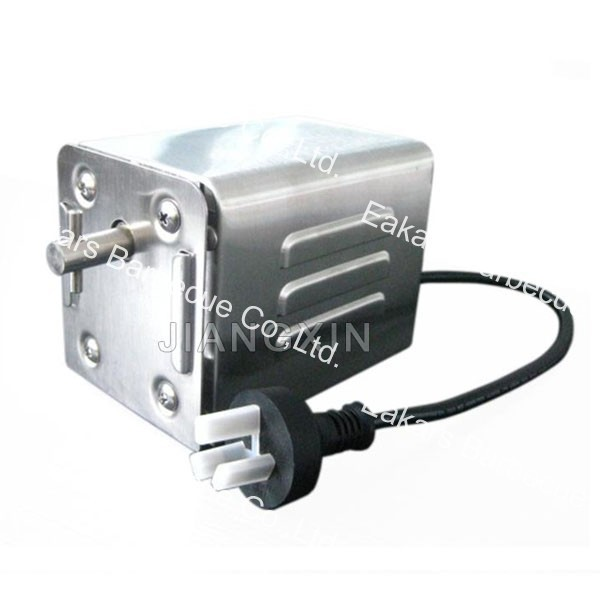 Buy stainless steel spit roast rotisserie for Low rpm electric motor for rotisserie