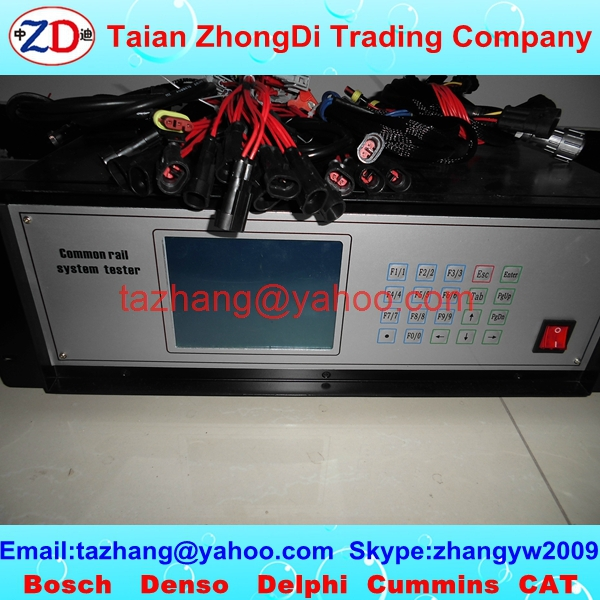 Common rail tester CRS3000 test injector and pump tester(China (Mainland))