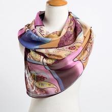 Free shipping Autumn and Winter fashion casual women scarf cashew echarpe long chiffon silk scarf women's apparel & accesories(China (Mainland))
