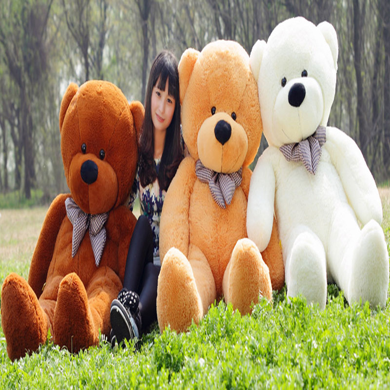 Free shipping Plush Toys 60CM Teddy Bear large doll The wedding gift stuffed toys(China (Mainland))