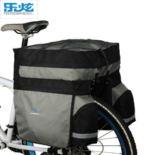 ROSWHEEL 60L Waterproof Bicycle Bag Panniers Double Side Rear Rack Tail Seat Trunk Bag Pannier with Rain Cover Bike Bags(China (Mainland))