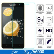 Buy Lenovo Lemon A6000 6010 Tempered glass Screen protector Lenovo K3 K30 K30-W A6000-l 6000 Plus A6010 Protective Film for $1.47 in AliExpress store
