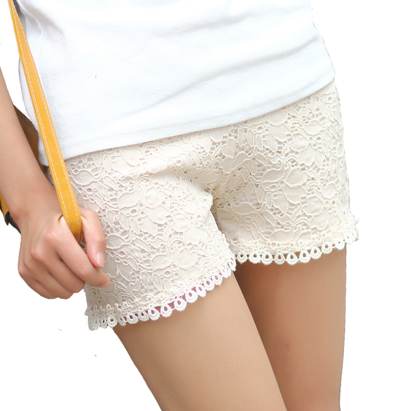 Женские шорты Shorts women 2015 women summer lace shorts act motor 4pcs nema34 stepper motor 34hs9820 890oz in 98mm 2a 8 lead single shaft ce iso rohs plastic us ca de uk it fr jp free