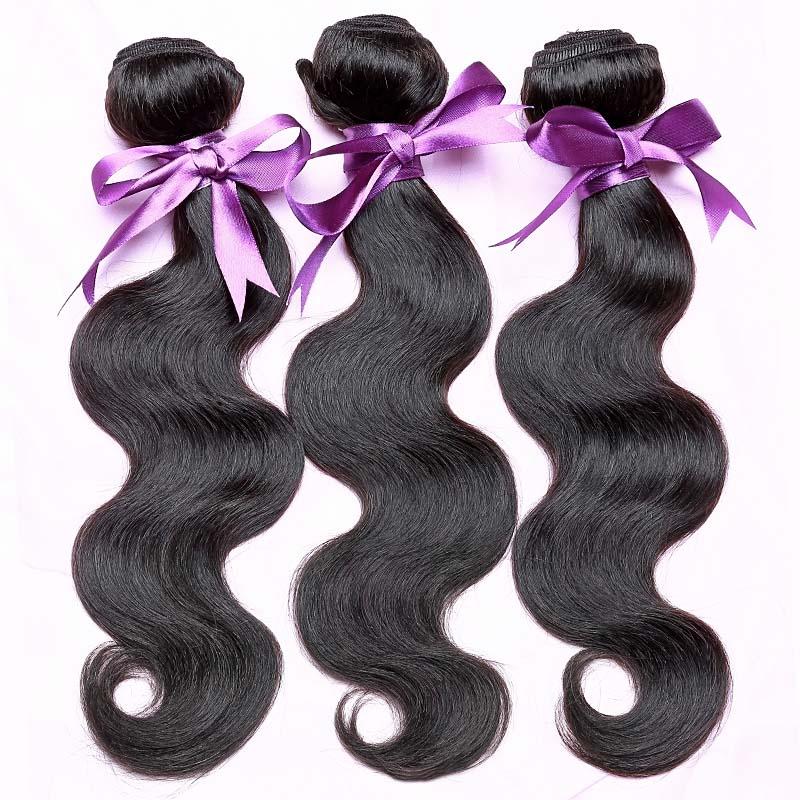 Asteria Hair8AGrade Brazilian Virgin Hair Body Wave 3Bundles Brazilian Body Wave100% Remy Human Hair Weaving Beauty Forever Hair<br><br>Aliexpress
