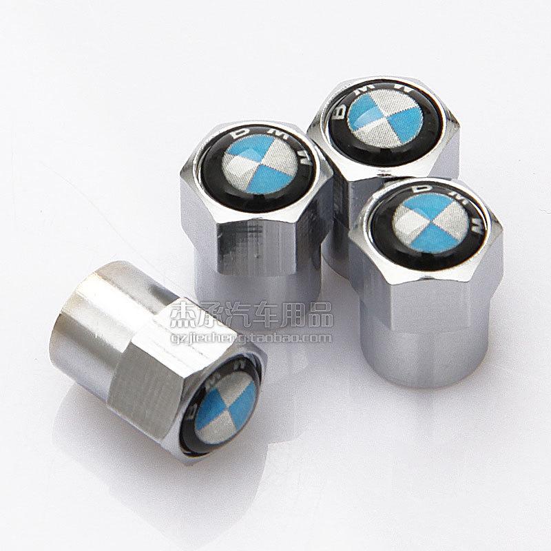 4 шт. Theftproof нержавеющей стали колеса автомобиля шин клапаны шины стволовых воздуха герметичный для BMW 3 5 7 серии, X1 X3 X5 X6