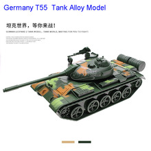 Новое поступление Детей Германия T55 Leopard 2 танков модели сплава мальчик военные сражения модель автомобиля вытяните назад с свет и музыка детские игрушки