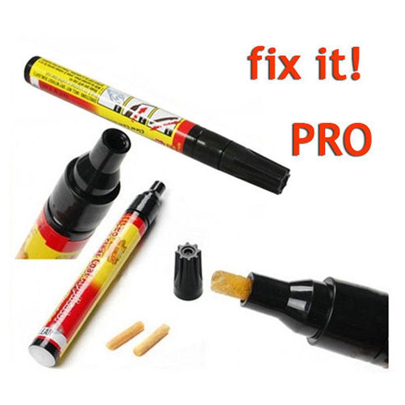 Постоянный водостойкой работает на всех цветов Fix It Pro ясно автомобилей скреста пальто крышка снимите живопись Pen
