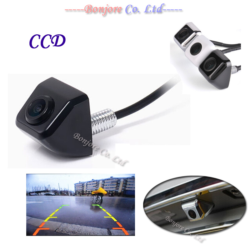2016 Parking Waterproof CCD Universal HD Car Rear view BackUp Reverse Night vision Auto Camera For Audi/Ford/Toyota and all car(China (Mainland))