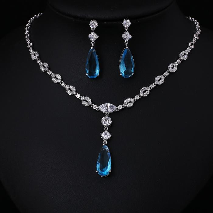 Ювелирный набор YS AAA , /Necklace,  BT12252