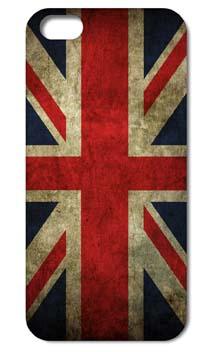 ShenYu Unique Retro UK National Flag hard back cover case for iphone 4 4s 5 5S 5C free shipping(China (Mainland))
