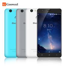 Blackview E7S MT6580 смартфон Quad Core Android 6.0 Мобильный Телефон 5.5 7-дюймовый IPS HD 2GB16GB 8MP GPS 3 Г сотовый телефон Отпечатков Пальцев ID(China (Mainland))