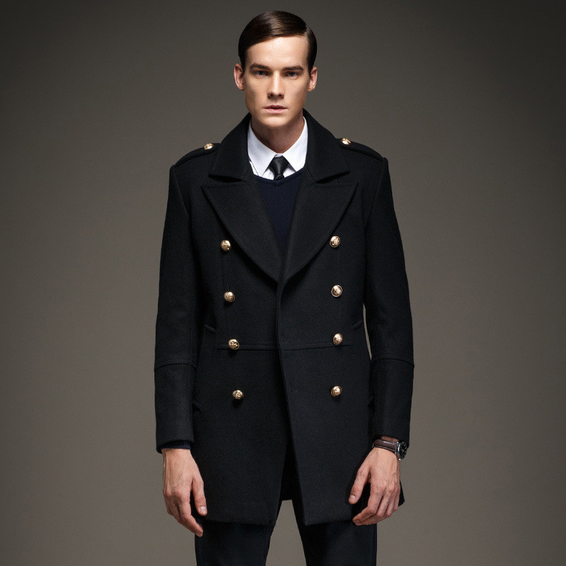 Popular Double Breasted Jacket Men-Buy Cheap Double Breasted