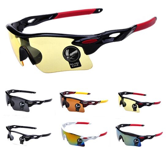 Brand New Night Vision Driving Glasses Men Driver Safety Sunglass Explosion proof Goggles UV 400 Sunglasses