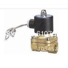 "2W200-20 Water Air Oil Solenoid Valve 3/4"" BSPP Threaded  220VAC 110VAC 24VDC 12VDC(China (Mainland))"