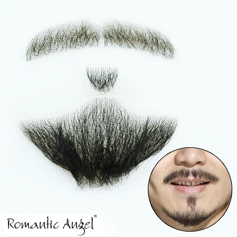 Борода и усы сделать