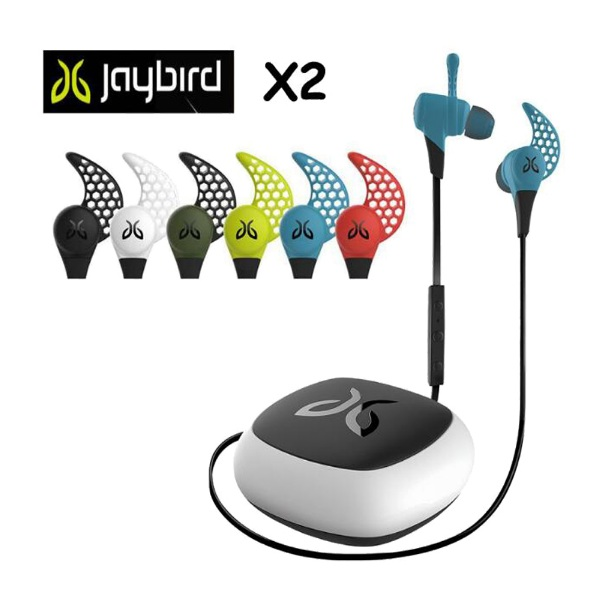2016 Newest In-Ear JayBird BlueBuds X2 Sport Wireless earphones Headphones Waterproof Earphones Best Earbud Wireless speaker(China (Mainland))