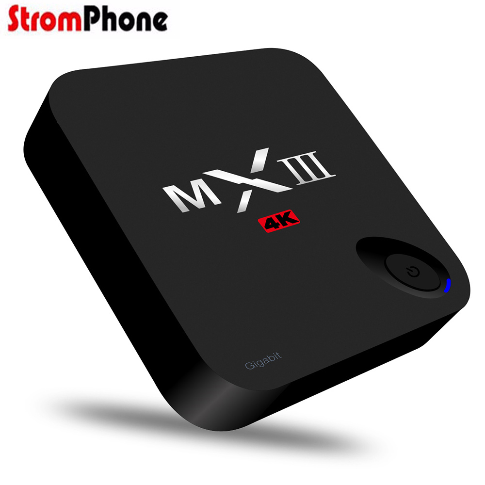 Original MXIII-G Amlogic S812 Quad Core 2G/16G BT 4.0 Android 5.1 TV Box 2.4/5 GHz Dual WiFi KODI H.265 MX iii-G MX3-G TV Box(China (Mainland))