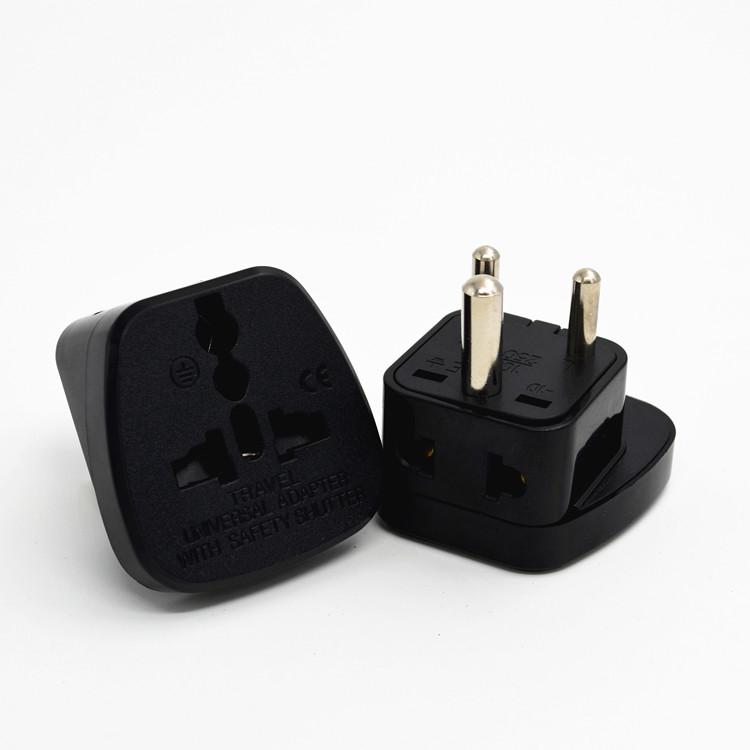 Color electrical outlets promotion achetez des color - Prise electrique inde ...