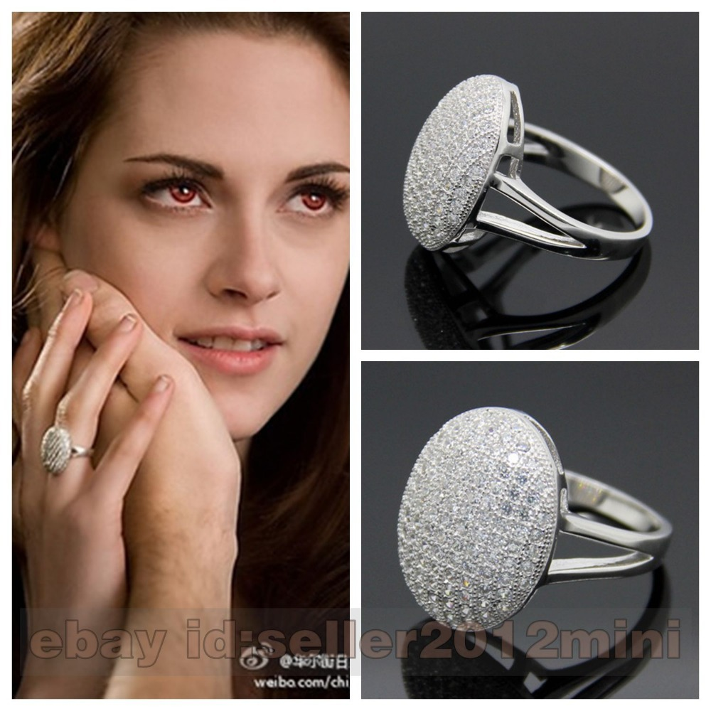 Bella Swan Wedding Ring Real