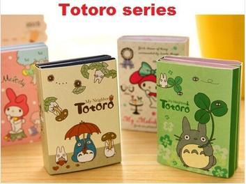 New Fashion Cute Japan Totoro series Notepad/Sticky note/Note pads Memo/Memo Pads/Writing scratch pad<br><br>Aliexpress