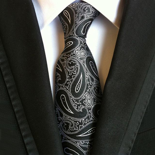 Men Tie with Print