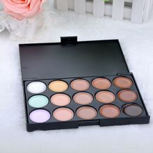 15 colors Concealer Neutral Palette 15 color makeup tools scar cream Face concealer Camouflage Makeup FXMPJ034