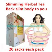 5 boxes 100 packs weight loss Slimming Tea diet tea weight reducing tea body slimming and