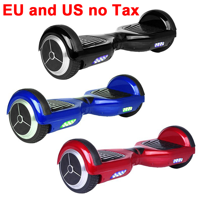2 Wheel Electric Scooters Standing Skateboard Monorover Hoverboard Airboard Motorized(China (Mainland))