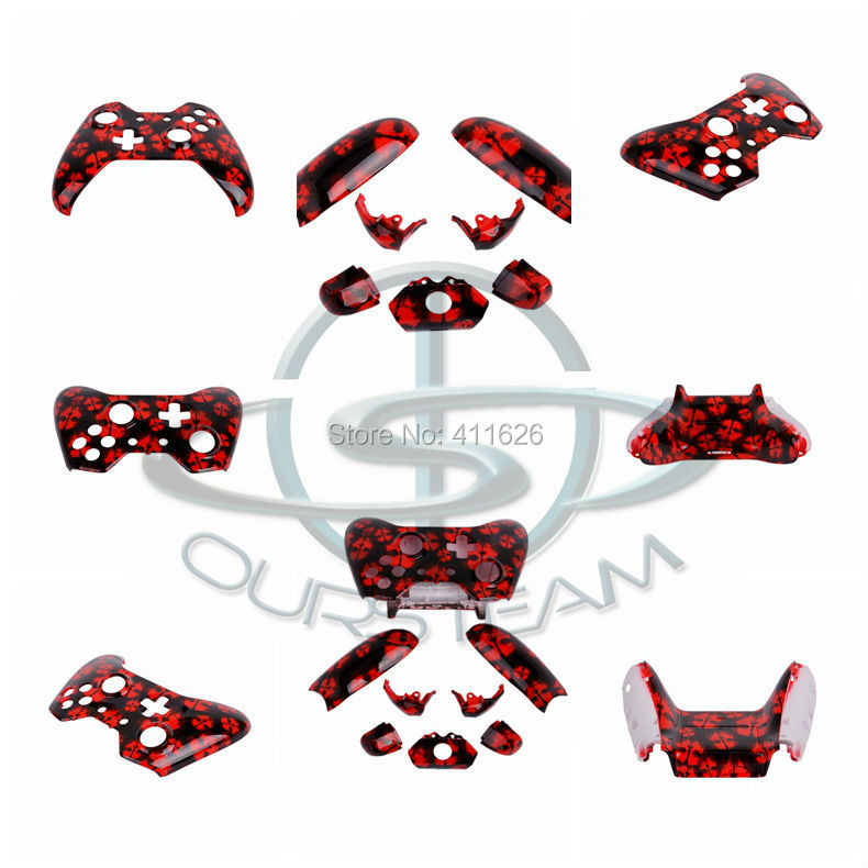 2014 hot selling hydro dipping shell for Xbox one buy two get one free Christmas Gift<br><br>Aliexpress