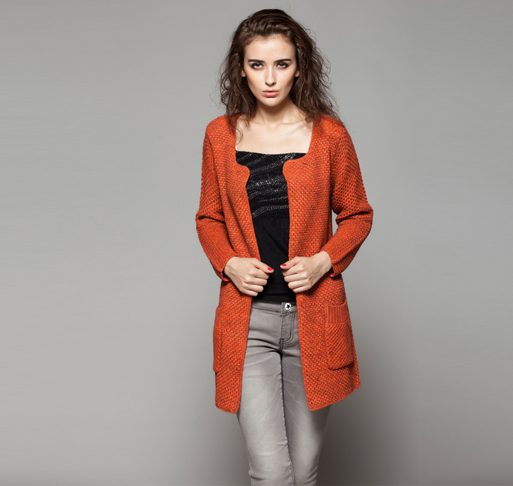 100% Cashmere Coat Womens Fashion Autumn and Winter Long Coat Women Wool Coat Jacket Thick CardiganОдежда и ак�е��уары<br><br><br>Aliexpress