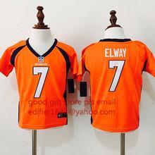 100% stitch baby Denver Broncos toddler 18 Peyton Manning 94 DeMarcus Ware 7 John Elway 88 Demaryius Thomas 10 Emmanuel Sanders()
