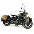 Vespa model motorcycle vintage 1942 US Army HALLEY WAL metal motorcycle toy 1 12 safe HALEY