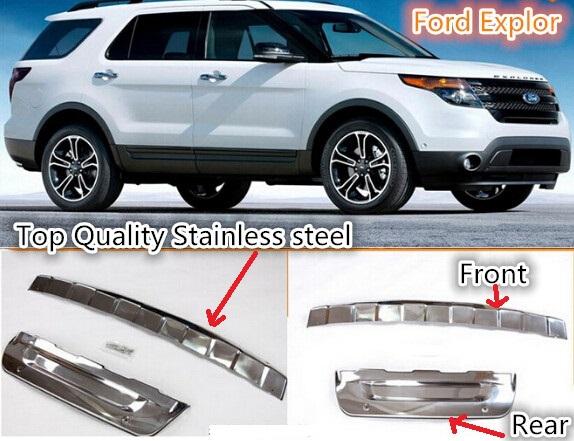 Хромовые накладки для авто QUAN-SI-DA + 2 Ford Explorer Explorer 2015 авто бу ford trnzit