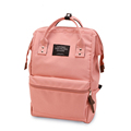 New Fashion Large Capacity Casual Backpack Women Solid Color Dual purpose Bag High Quality Hand Bag