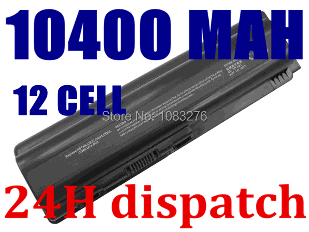 New 9Cell Laptop Battery for HP Pavilion DV4 DV5 dv6-1000 dv6-2000 G50 G60 G61 G70 G71 CQ40 CQ45 CQ50 HDX X16 Series<br><br>Aliexpress