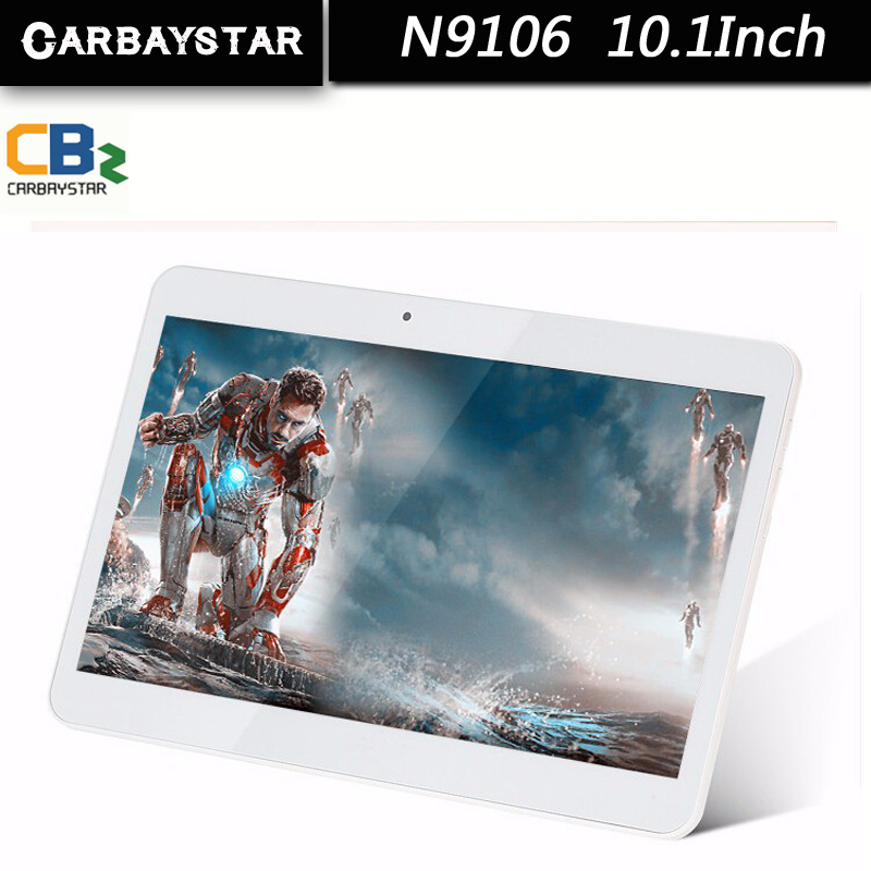 CARBAYSATR N9106 android tablet 3G tablet pc 10.1inch Android 4.42 Smart tablet Computer 2GB RAM 16GB ROM Handheld tablet(China (Mainland))