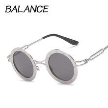 New 2015 Steampunk vintage Metal Coating Women Sunglasses mens sunglasses brand designer gafas Oculos de sol feminino S15028